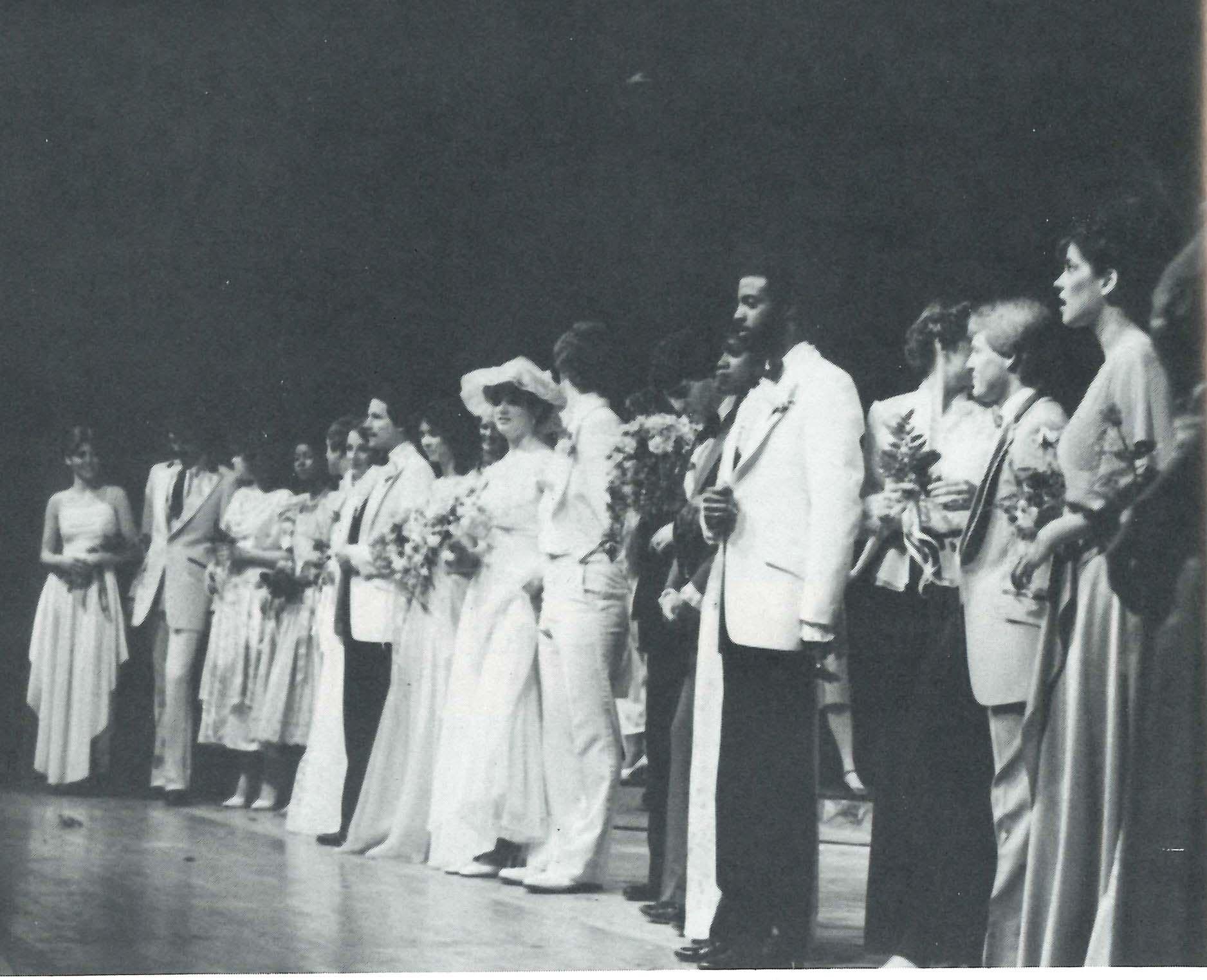1982 Fashion Show