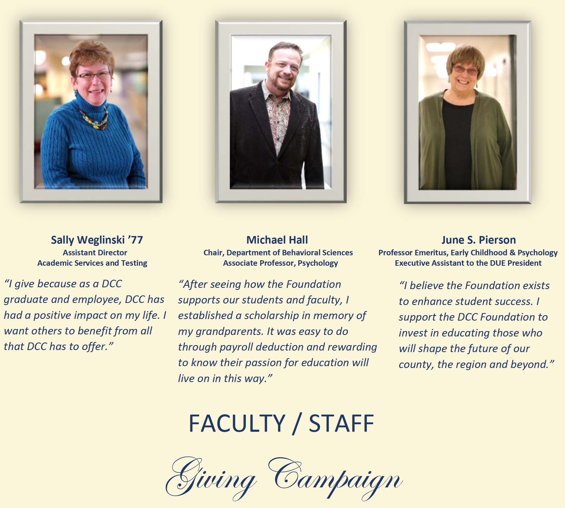 Faculty Staff 2