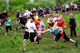 Zombies Chasing Runners
