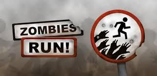 Zombies - Run! logo