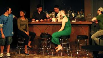 Blackbox Theatre production of Sweat