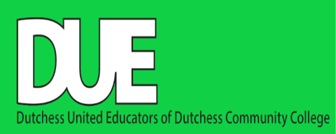DUE Logo