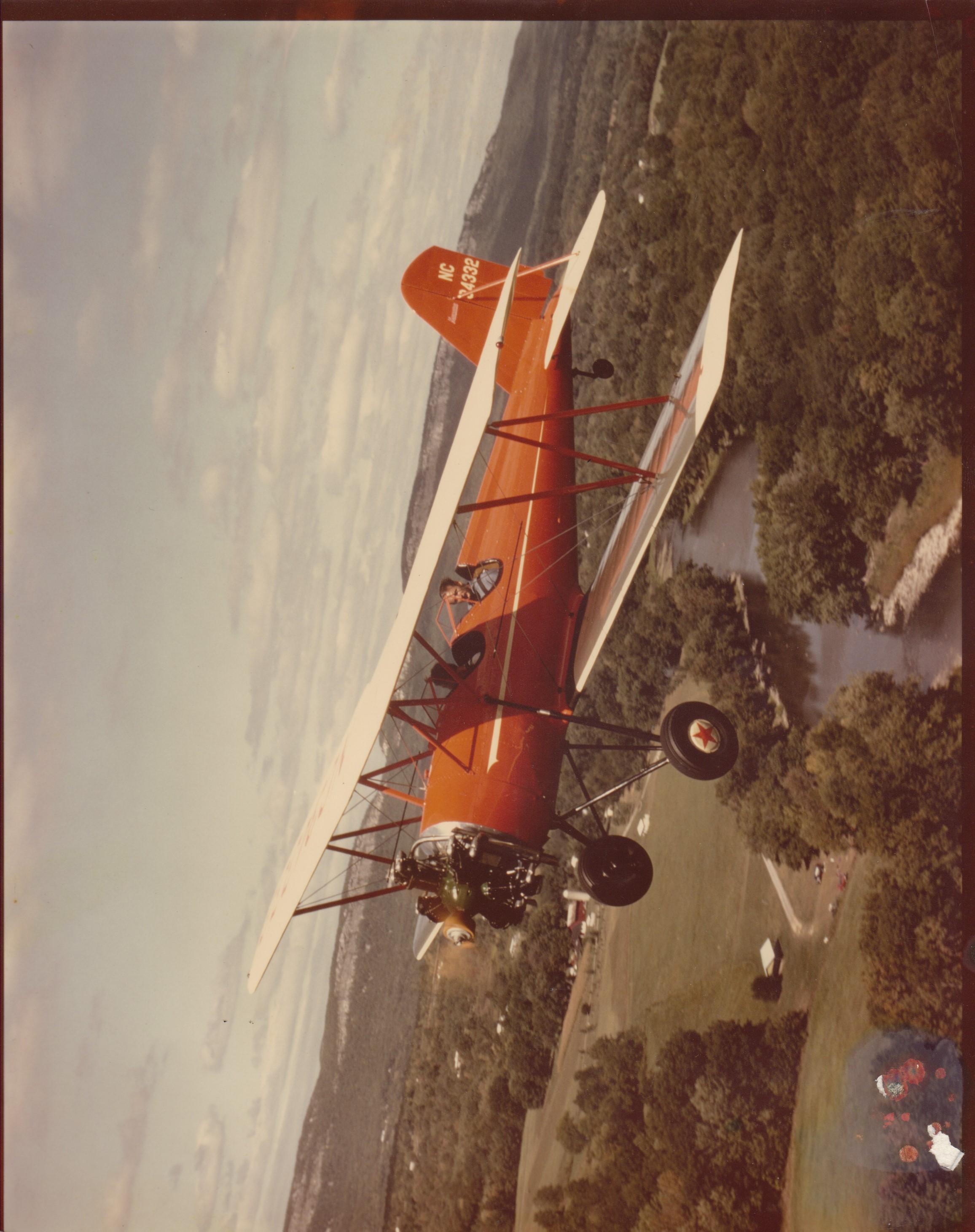 Thomas Cawley Plane 1