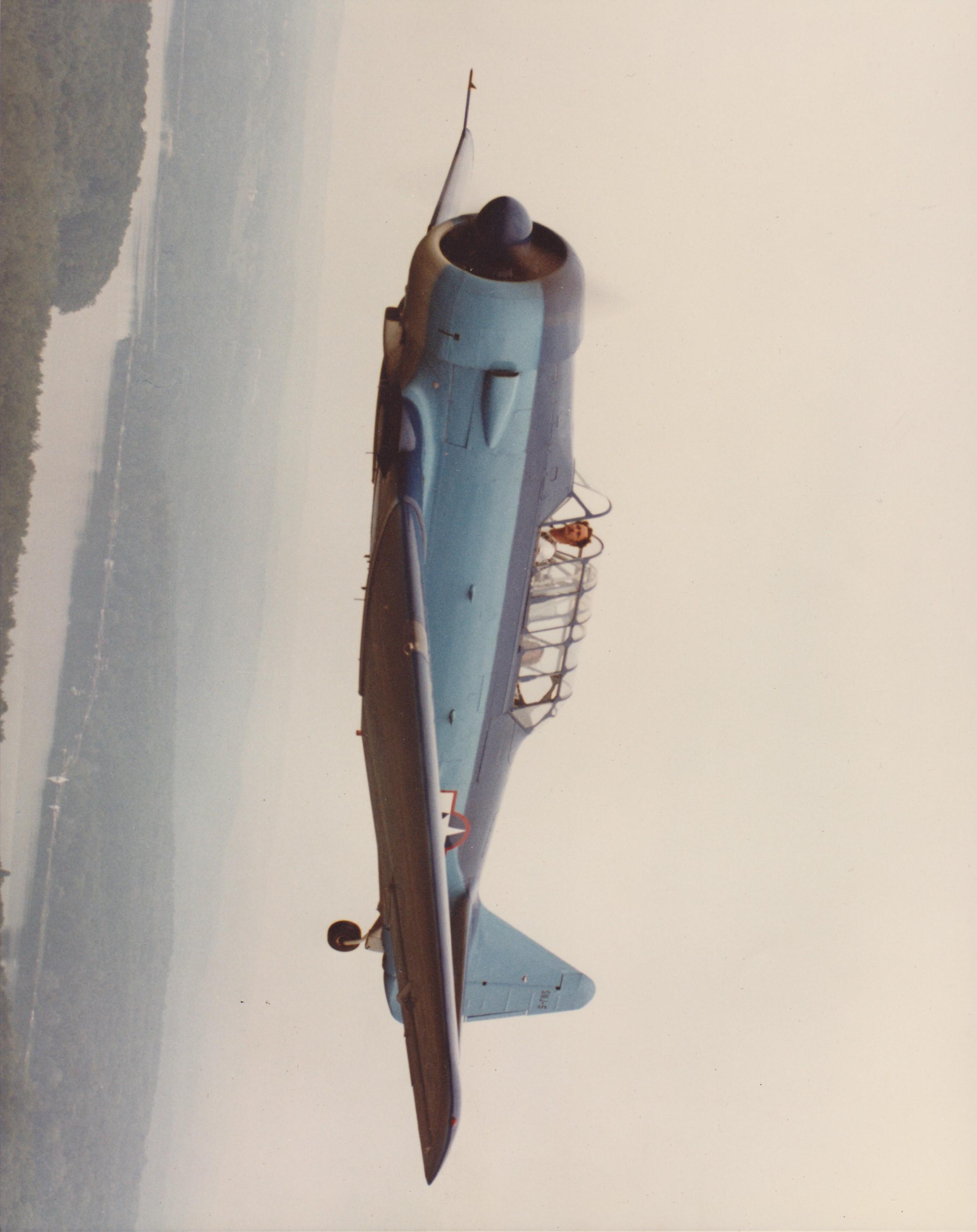 Thomas Cawley Plane 2
