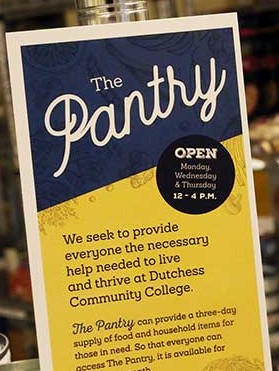 The Pantry bookmark